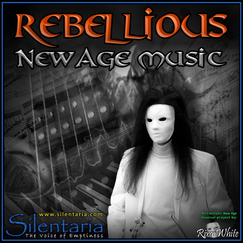 Rixa White - Silentaria - Rebellious New Age Music
