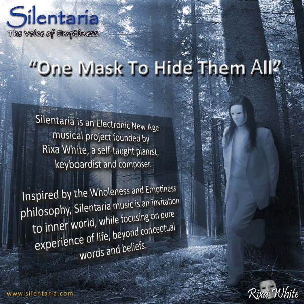One Mask to Hide them All - Rixa White, The man in white - Silentaria