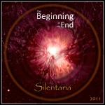 The Beginning of the End - Album Cover - Silentaria - Rixa White